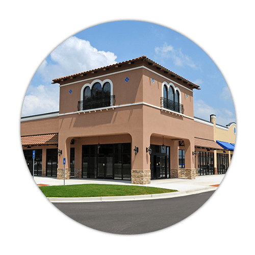 Houston Strip Mall Builder Service | Houston Strip Mall Construction | Houston Commercial Construction Company | Second Dimensions | 2nd Dimensions